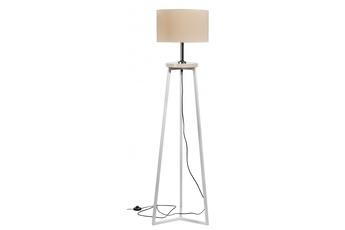 lampa podłogowa FLOKI ecru/marmur crema