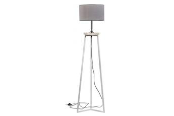 lampa podłogowa FLOKI szary/marmur crema