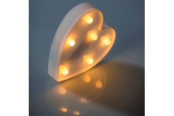 SERCE PLASTIKOWE LED