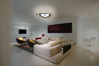 Plafon VOLTA 38W LED + PILOT