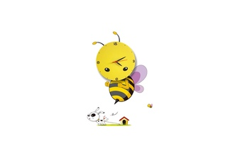 Lampka dziecięca BEE LED CLOCK 0,6W LED