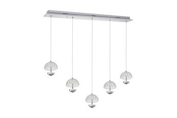 LAMPA WISZĄCA VENUS 5x5W LED